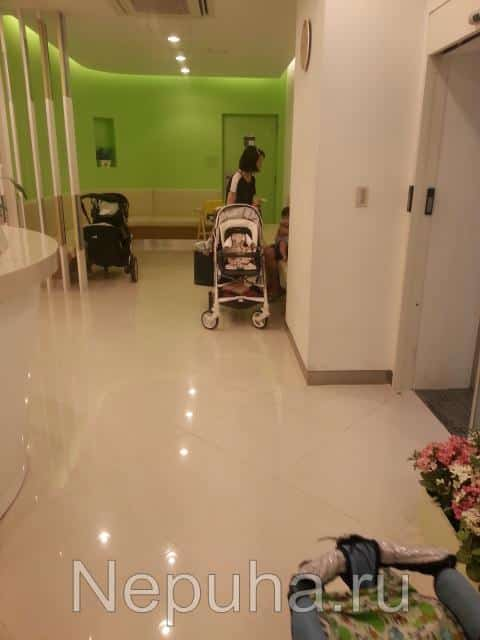 nursing room COEX